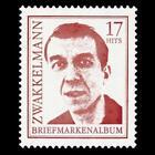 Briefmarkenalbum von Zwakkelmann (2012)