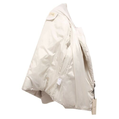 0166J giubbotto donna SPOTED TOY G off white jacket woman