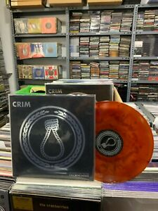 Crim LP 10 Anys Per Veure Eins Bona Merda Red Vinyl 2021