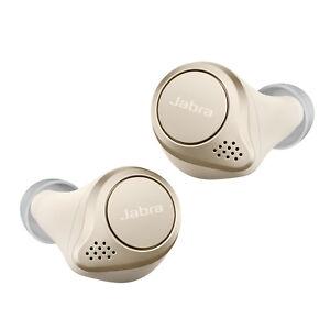 Jabra Elite 75t Écouteurs Bluetooth sans fil True Wireless Stéréo ANC Beige