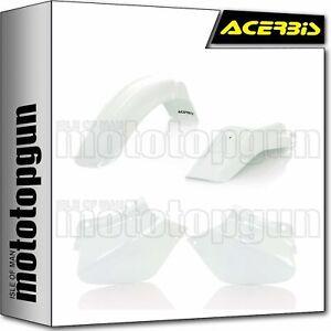 ACERBIS PLASTICS KIT HONDA XR 250R 1996 1997-2003 WHITE