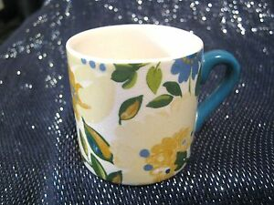 1x Lovely Kim Parker Home Chicory Hymn pattern Spode cup 2¼ ins tall - Newent, United Kingdom - 1x Lovely Kim Parker Home Chicory Hymn pattern Spode cup 2¼ ins tall - Newent, United Kingdom