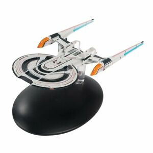 Eaglemoss-STAR-TREK-ONLINE-STARSHIPS-1-GAGARIN-CLASS-FEDERATION-BATTLE-Cruiser