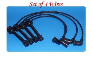 New ProSpark 9275 Spark Plug Wire Set for 95-98 200SX 91-93 NX 91-99 Sentra 1.6L