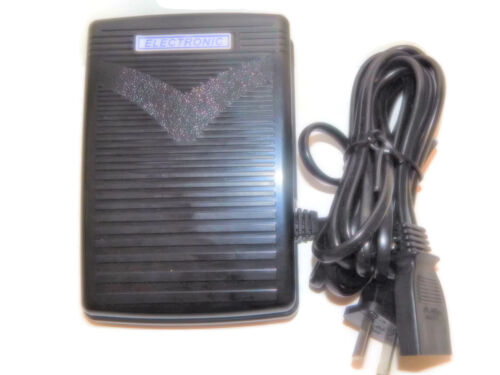 Sewing Machine Foot Control w// Cord #4C316B202,359102-001 Singer,Babylock,Jaguar