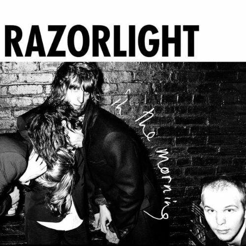 Razorlight In the morning  [Maxi-CD]