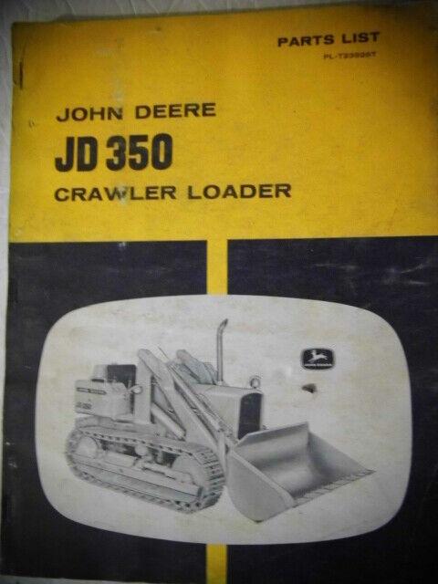 John Deere Jd350 Jd