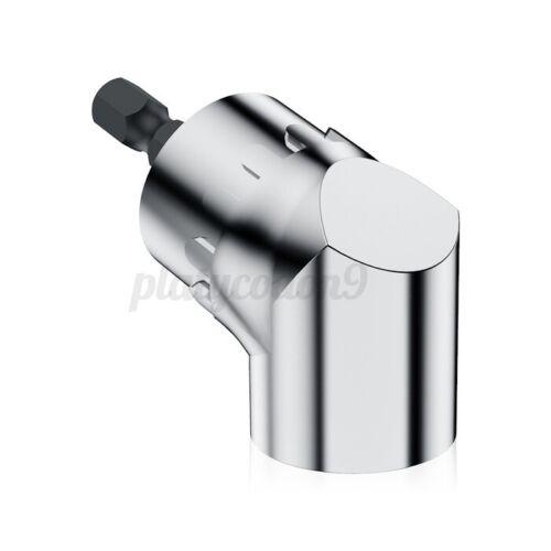 7PCS Drill Bit Socket Adapter Set Extension Bar Hex Shank Square Impact Steel 1