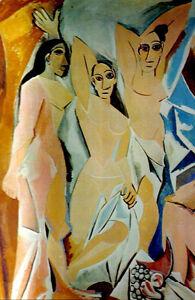 PABLO-PICASSO-1955-LITHO-PRINT-coa-EXCLUSIVE-ART-as-unique-gift-SUPERB-RARE-ART