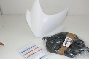 TRIUMPH-Flyscreen-Windschild-Schutzschild-Street-Triple-R-675-Crystal-White-Neu