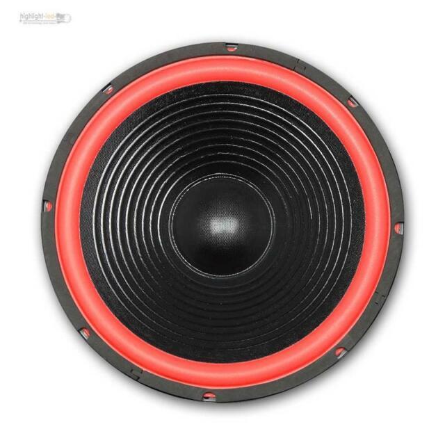 Bass-Lautsprecher Subwoofer Rockwood 200/250/300/380mm 4Ohm Einbaulautsprecher