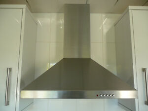 Lamona-HJA2440-60cm-Stainless-Steel-Hob-Hood-Extractor-Fan-Excellent-Condition