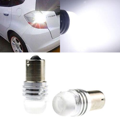 5W 1156 BA15S P21W DC 12V Q5 LED Auto Car Reverse Brake Light Lamp Bulbs White