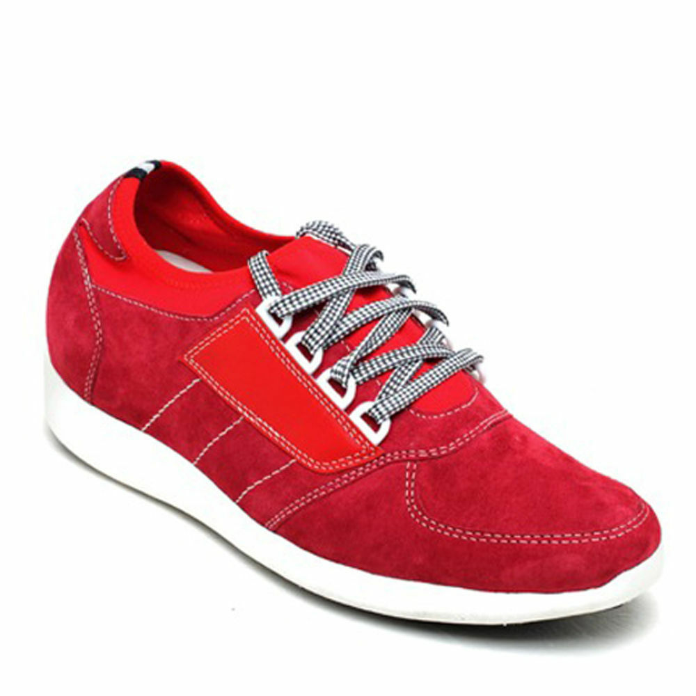 Elevator shoes 2.76'' Taller Height Increasing shoes Lifts for Men CHAMARIPA