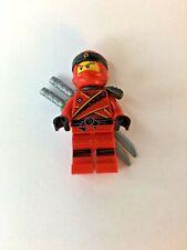 LEGO Ninjago Kai Sons of Garmadon Red Ninja Minifigure 70638 njo391