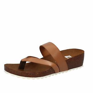 Pro Ac599 37 5 Sandalen Ject Braun Damen Leder c Schuhe Eu xwgHp