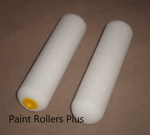 """High Density FOAM Mini Paint Rollers 16 - 6 """"  Use With Most Paints"""