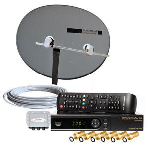Tuerkische-TV-2-TV-Sat-Anlage-Maximum-E-85-HDTV-Sat-Receiver-USB-voreingestellt