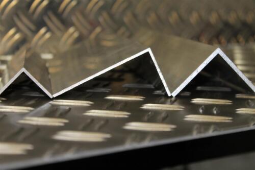 Alu Angle Aluminium profil alu L profil en aluminium en 40x40x2 à 1500m