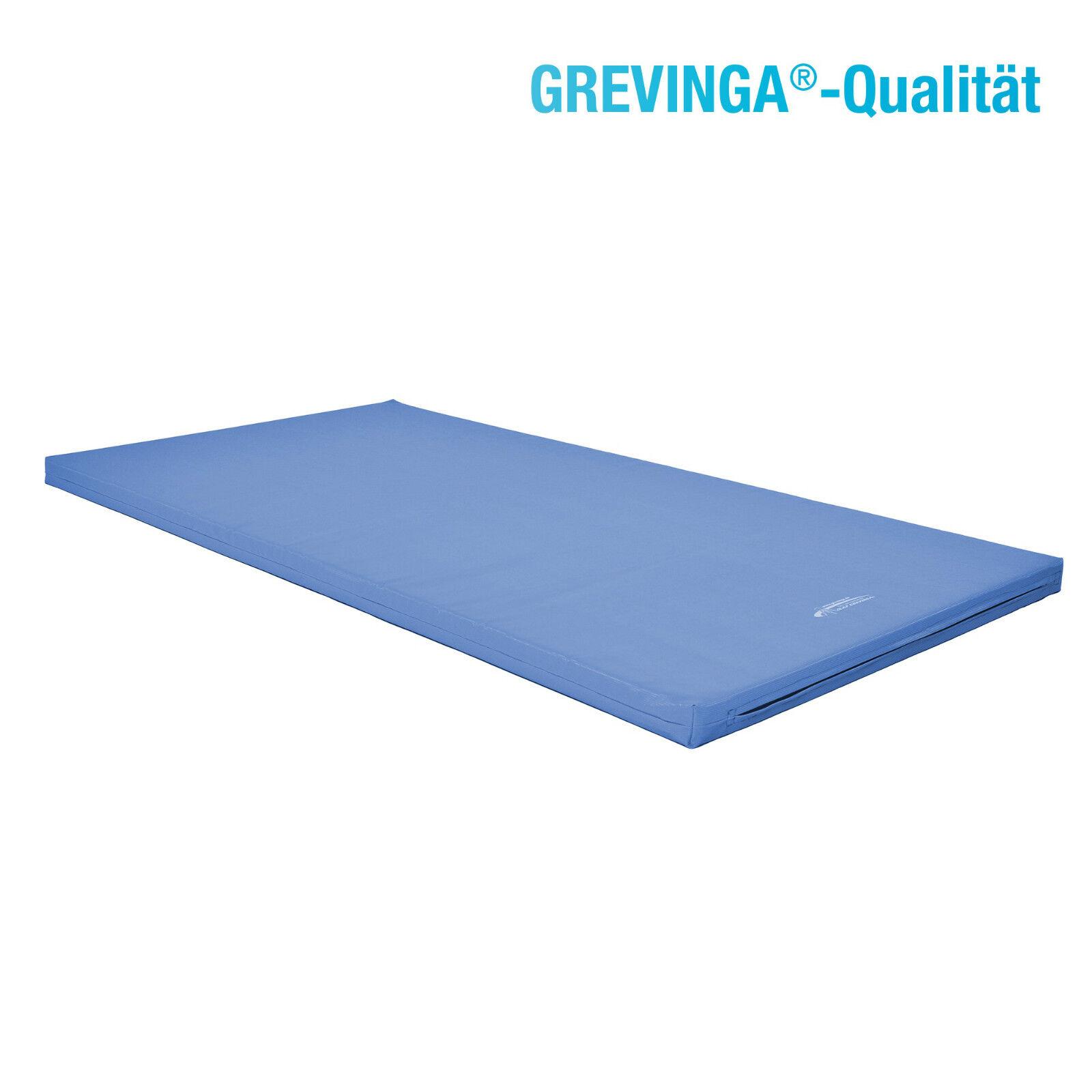 (KIMA) Grevinga® KIDS Turn- und Sportmatte (RG22) ca. 150 x 100 x 8 cm (138964)