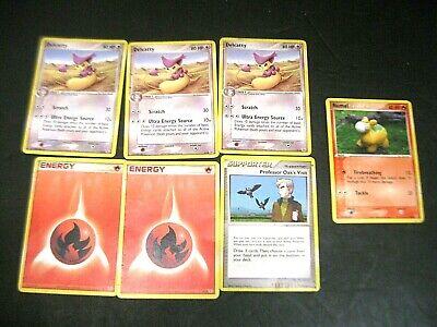Lot of X6 Pokemon Promo Cards