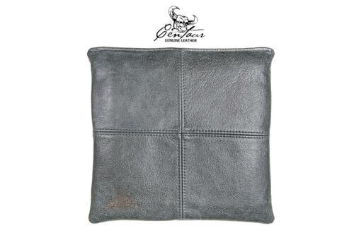 Sitzkissen der Marke Centaur Leder handgefertigt