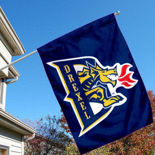 Drexel University Banner Flag