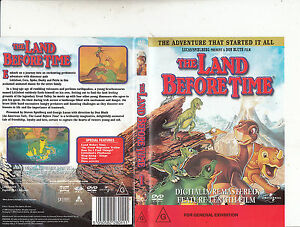 The Land Before Time-2000-Animated-Movie-DVD