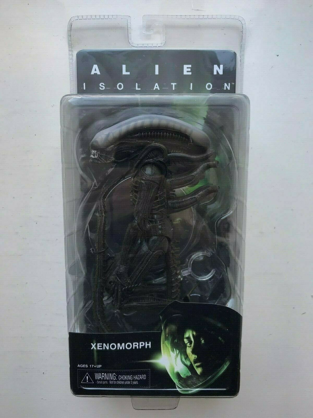 NECA BNIB XENOMORPH WARRIOR ACTION FIGURE SERIES 6 VS PREDATOR ALIEN ISOLATION