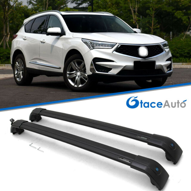 Cross Bar Roof Rack Fit For Acura RDX 2019 2020 Baggage
