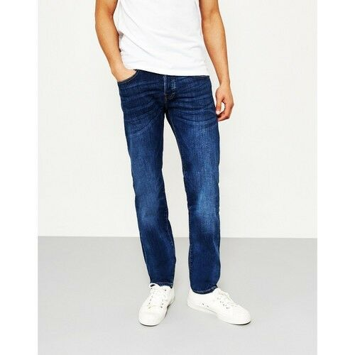JEANS EDWIN HOMME ED 80 SLIM  (red listed-lido wash)  W31 L34 VAL