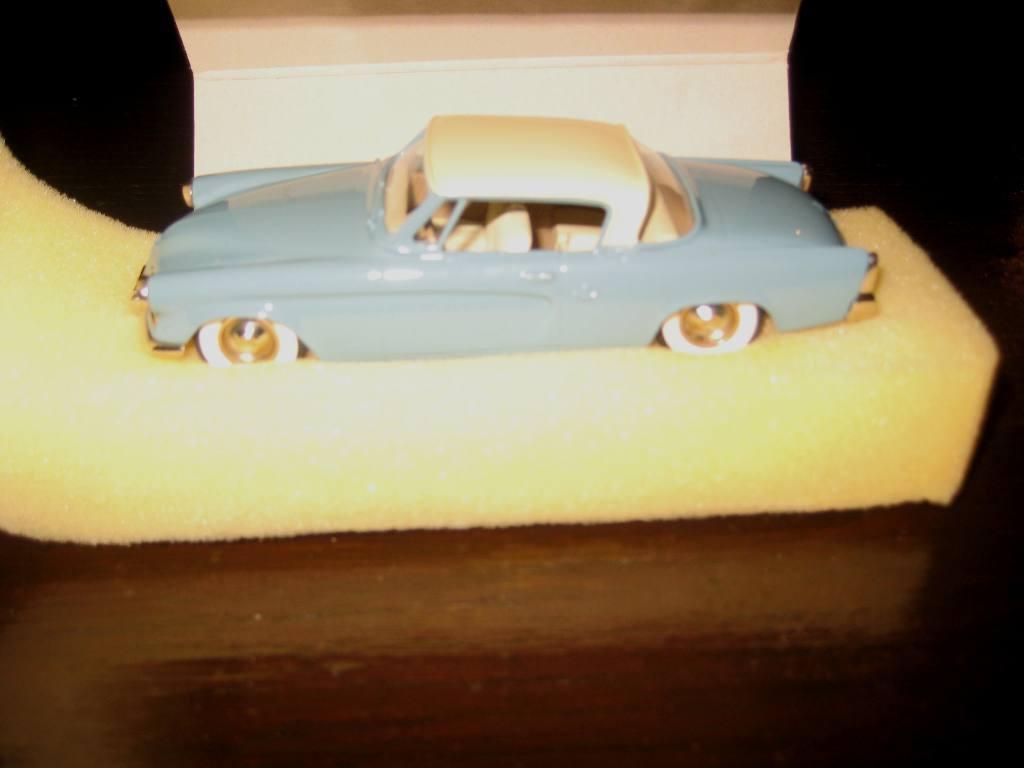 Brooklin modelle brk - 32a 1953 studebaker zwei ton das boxen