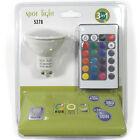 Wandleuchte TRIO Cleo 206400279 Blattgold 2x GU10 LED-fähig Up /& Down Wandlampe