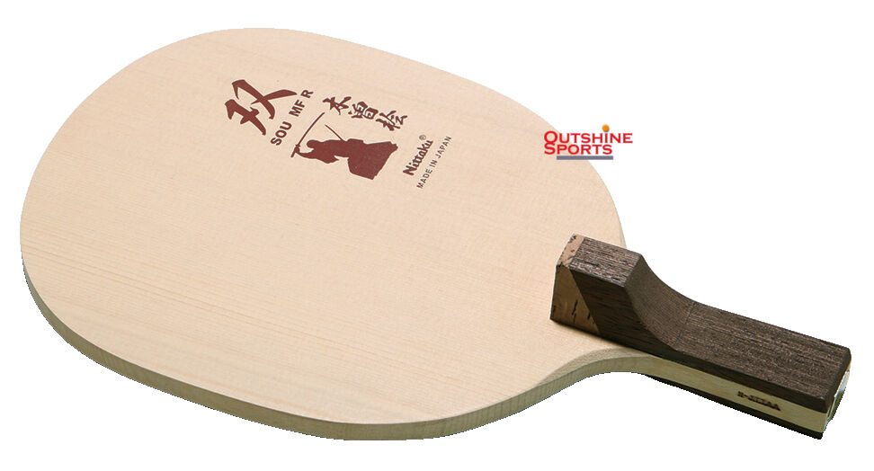 Nittaku SOU MF R Table Tennis Blade