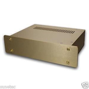 SL1238A-12-034-DIY-FULL-Aluminum-Audio-chassis-Audio-Amplifier-Chassis-Enclosure