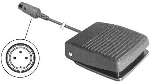 New DCI Bobcat Dental Scaler Foot Switch Control Pedal Replaces 77885