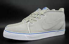 Nike Sportswear Toki ND Suede Leather Medium Grey Blue 385444-002 Size 11 US
