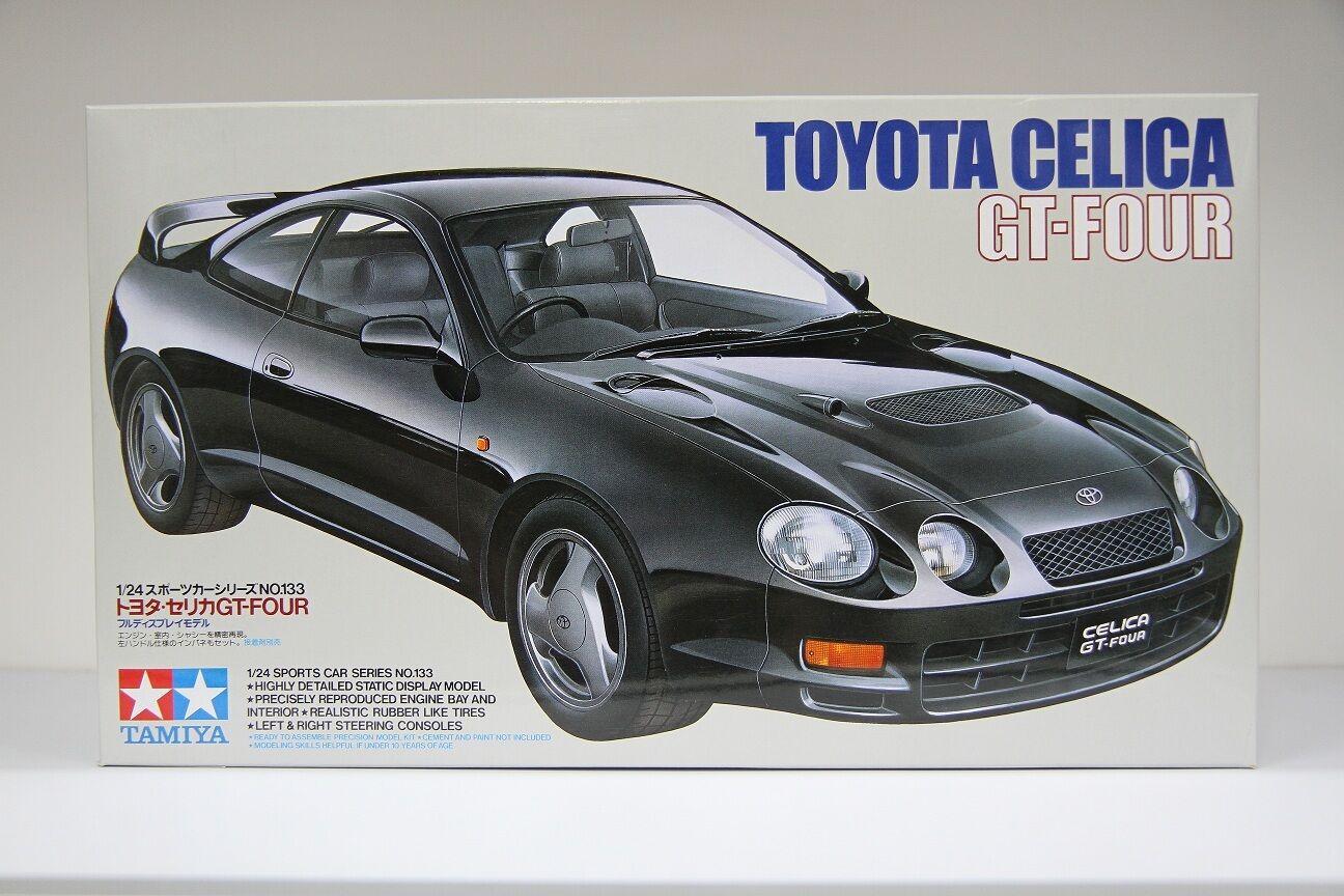 Tamiya 24133 1/24 Toyota Celica Gt Four | EBay