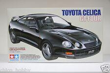 Tamiya 24133 1/24 Scale Toyota Celica GT-Four GT4 WRC ST205 3S-GTE Turbo Model