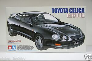 Tamiya 1//24 Toyota Celica Gt-Four #24133
