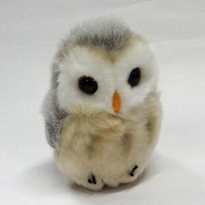 Owl Plush Cute Realistic Ebay