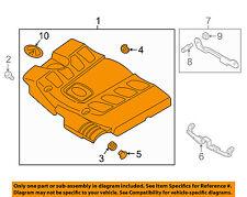 Infiniti NISSAN OEM 11-13 M56 Engine Appearance Cover-Engine Cover 140411MC2B