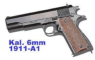 TM CG CG CG 1911-A1 6mmBB Spring Airsoft Softair 261317