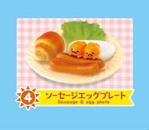 Re-ment RARE Item Gudetama egg Breakfast Rement miniature no.03