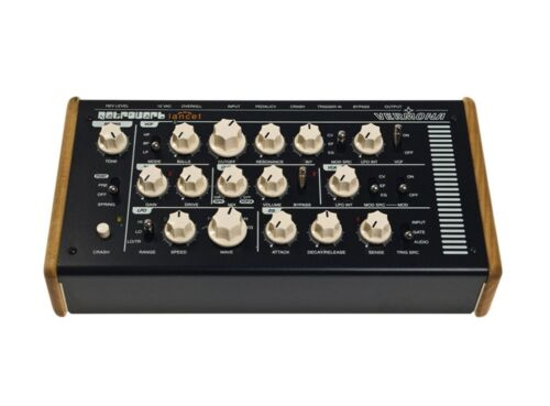 Vermona Retroverb Lancet Modular WOOD SIDES PERFECT CIRCUIT NEW