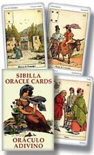 Sibilla Oracle Deck Cards Lenormand Lo Scarabeo *CAT-atude Sanctuary