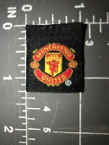 Manchester United FC Football Club F.C. Patch Tag Soccer England Premier League   eBay
