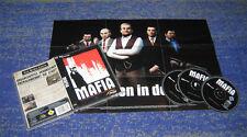 Mafia PC mit Poster und Stadtplan RIESIG !!! deutsch