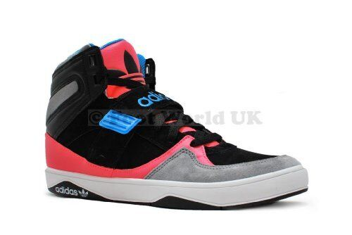 Womens Adidas - Space Diver 2.0 W - M22280 - Black Pink Grey Trainers Seasonal clearance sale