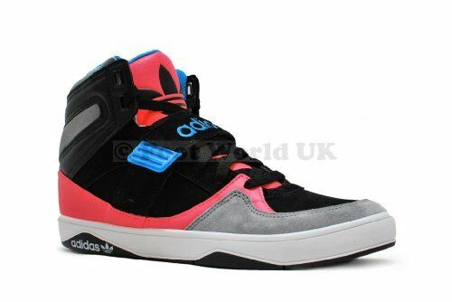 Womens Adidas Space Diver 2.0 W M22280 Black Pink Grey Trainers